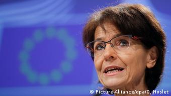 Marianne Thyssen (Picture-Alliance/dpa/O. Hoslet)