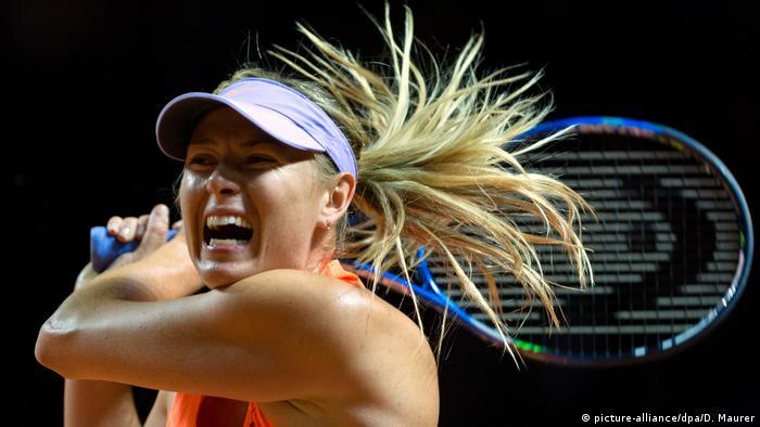 Tennis: Maria Scharapowa hört auf