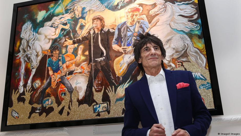 At 70 Ronnie Wood Gets A New Lease On Life Music Dw