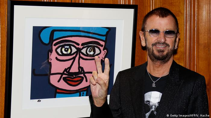 Ringo Starr (Photo: Getty Images/AFP/V. Hache)