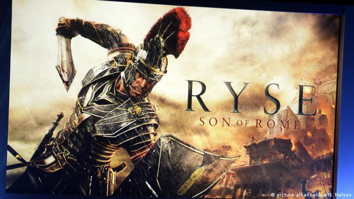 Computerspiel Ryse: Son of Rome