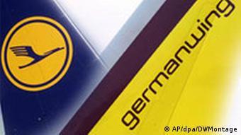 Symbolbild Lufthansa germanwings