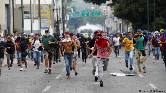 Венесуэла выходит из Организации американских государств
