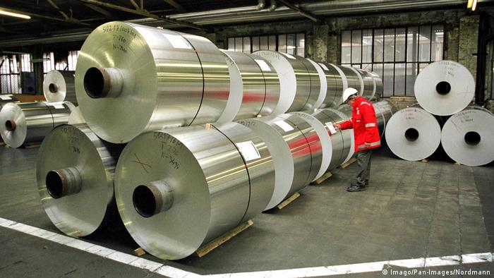 Aluminium Aluminiumrollenlager