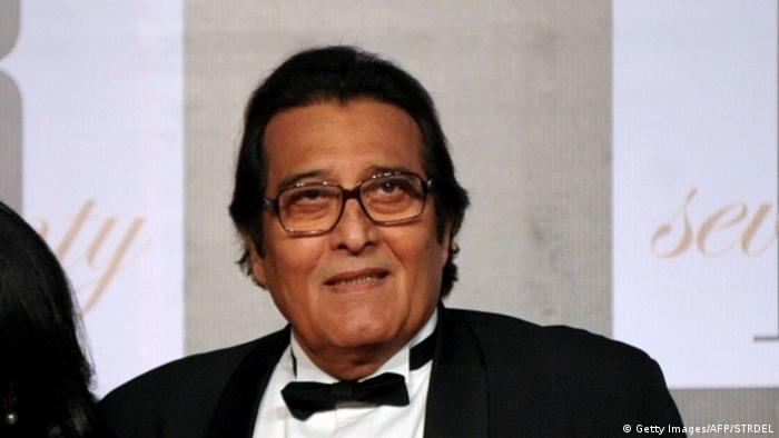 Indien Bollywood Schauspieler Vinod Khanna (Getty Images/AFP/STRDEL)