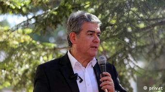 Süheyl Batum türkischer Verfassungsrechtler