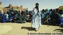 Niger Tuareg Marriage Hochzeit