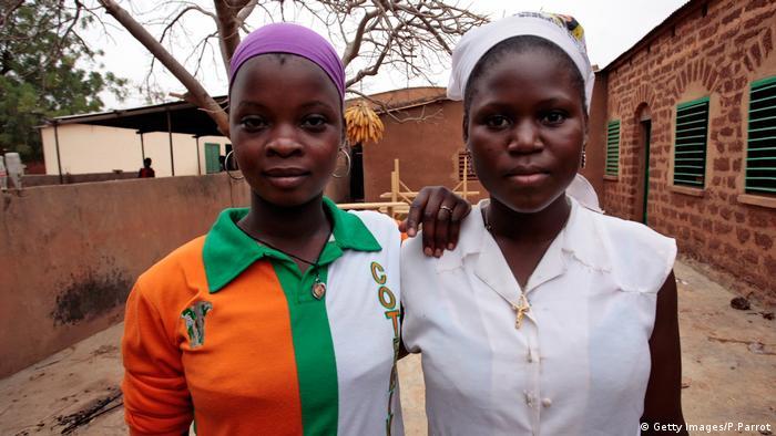 Opfer der Zwangsehe Burkina Faso (Getty Images/P.Parrot)