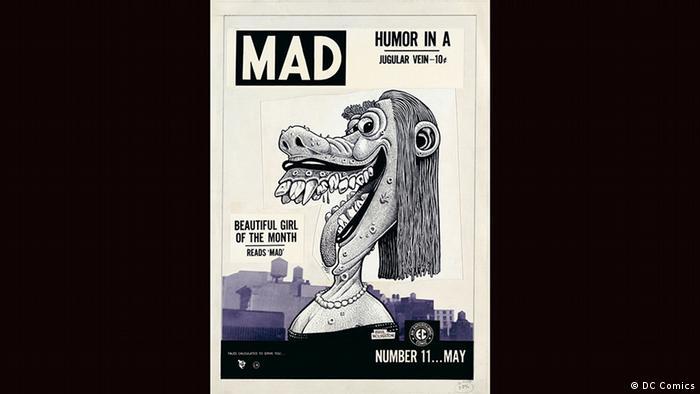 ¡Exposición de CÓMICS! MANGA, NOVELA GRÁFICA! en el Bundeskunsthalle de Bonn (DC Comics)