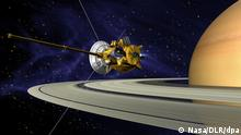 Finale der Cassini-Mission