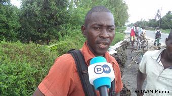 Mosambik Wald Holzkohle Paulo Junqueiro