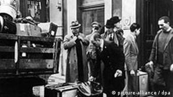 Евреи, эмигрирующие через Лиссабон в США
