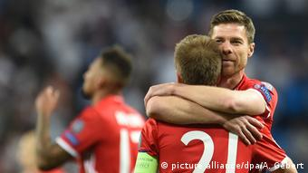 Champions League - Real Madrid - Bayern München 4:2 n.V. (picture alliance/dpa/A. Gebert)