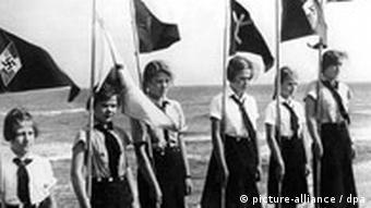 Союз немецких девушек на сборах