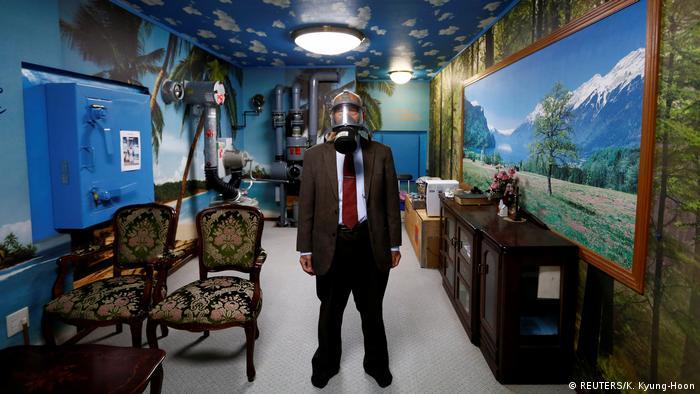 Japan Bau dir deinen nuklearen Bunker (REUTERS/K. Kyung-Hoon)
