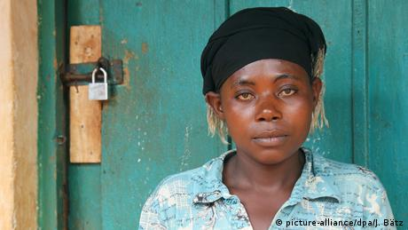 Esperance Furahaare was kidnapped and raped by militia when she was 14 years old.