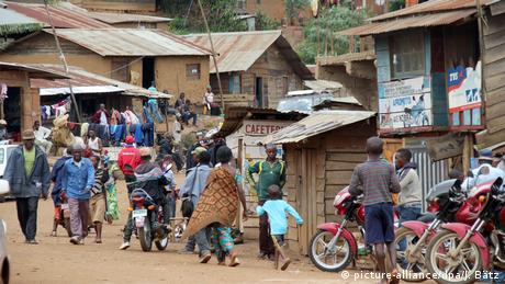 The residents of Nzibira, a mining town that sits on the edge of the Zola Zola mine in eastern DRC.