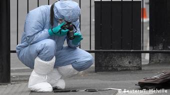 Großbritannien Terroralarm und Festnahme in London