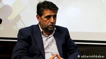 Iran Journalist Mohammad Sadegh Javadi Hesar (akharinkhbábar)
