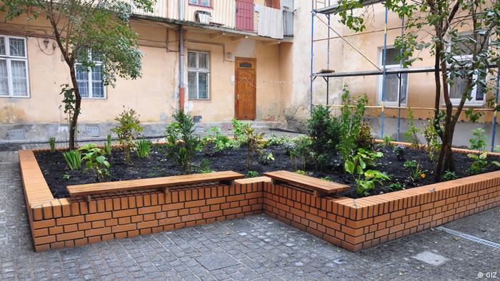 Ukraine GIZ-Projekt in Lwiw (GIZ)