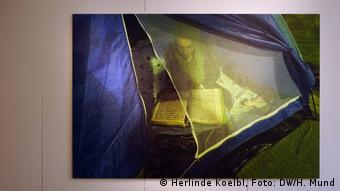 Photography exhibition Refugees by Herlinde Koelbl