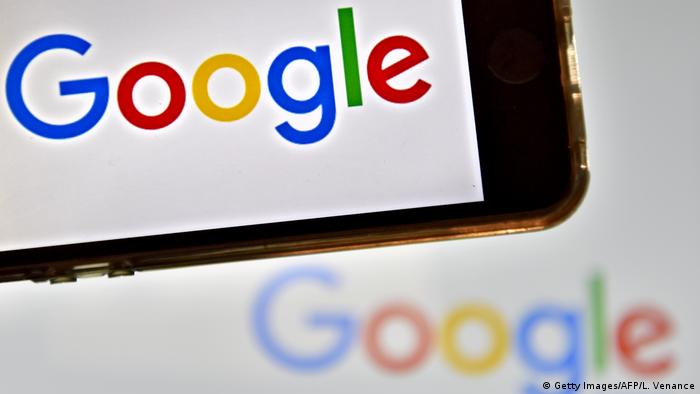 Google (Getty Images/AFP/L. Venance)