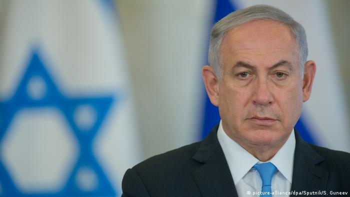 Israel Benjamin Netanjahu (picture-alliance/dpa/Sputnik/S. Guneev)