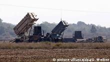 Israel Patriot Raketenabwehrsystem