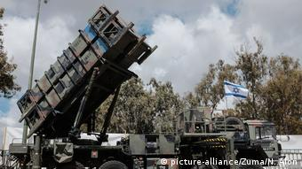 Американская система ПВО Пэтриот в Израиле, 2017 год