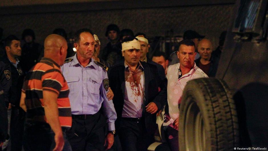 Maqedoni  Kronika e një krimi të planifikuar gjatë
