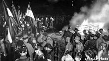 Deutschland Nazi-Bücherverbrennung (1933)