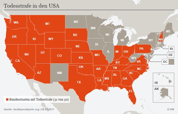 Suche nach Brieffreunden in den USA