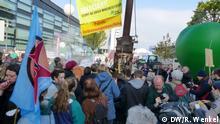 Bonn Bayer AG Hauptversammlung Protest