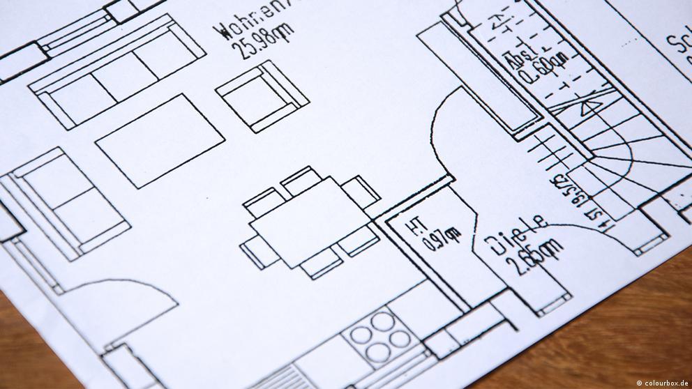 Zwei Zimmer, Küche, Bad | Landeskunde | So wohne ich | DW ...