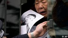 BdT Menschenrechte China Proteste