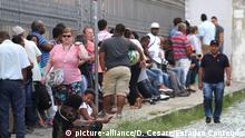 Brasilien Arbeitslose