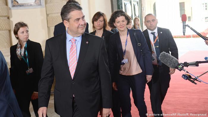 Malta EU-Außenministertreffen | Sigmar Gabriel, Deutschland