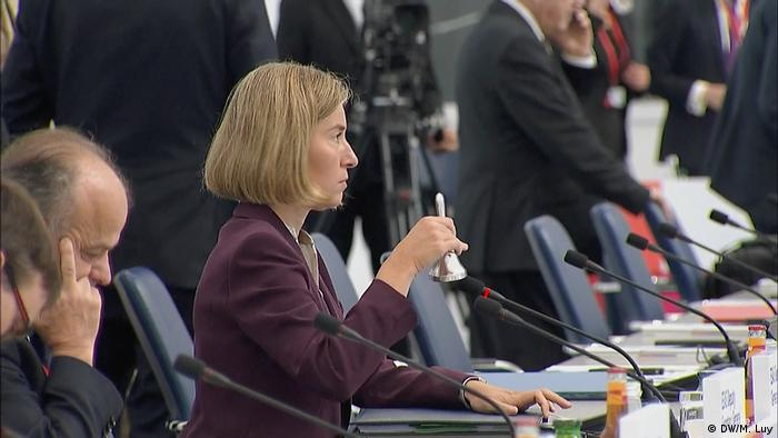 Malta EU-Außenministertreffen (DW/M. Luy)