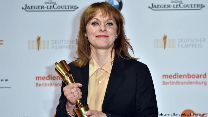 German Film Awards: Maren Ade (picture-alliance/dpa/B. Pedersen)