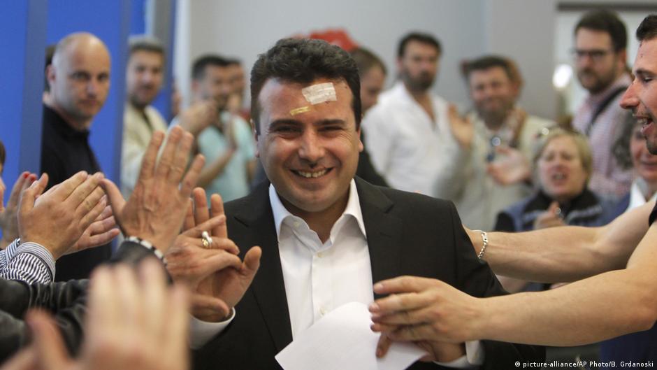 Zoran Zaev nuk tërhiqet   Do të krijohet qeveria e re