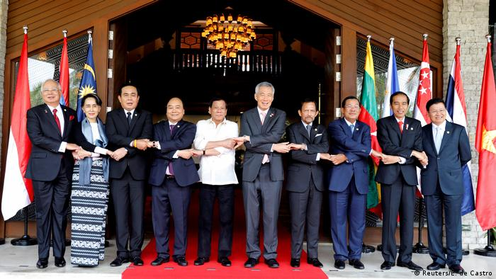 ASEAN summit in Manila in April