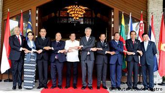 ASEAN summit in Manila in April