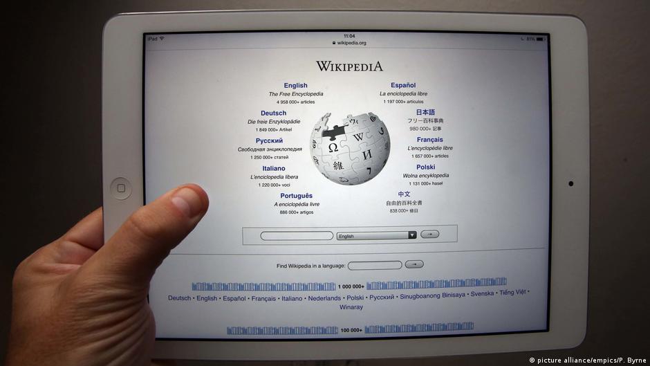 Turqia bllokon Wikipedian