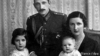 Bulgarien König Boris III. von Bulgarien mit Familie