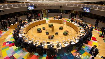 Διατυπώθηκαν και επιφυλάξεις στο τραπέζι των Βρυξελλών
