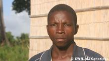 Mozambik Joao Ngulele, Einwohner von Inhambane