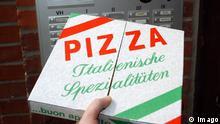 Symbolbild Pizza Lieferservice