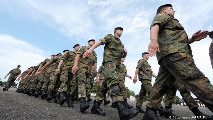 Illkirch Bundeswehr