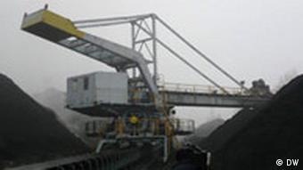 Ein polnisches Kohlekraftwerk (Foto: AP)
