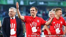 Bundesliga VfL Wolfsburg v Bayern München -
